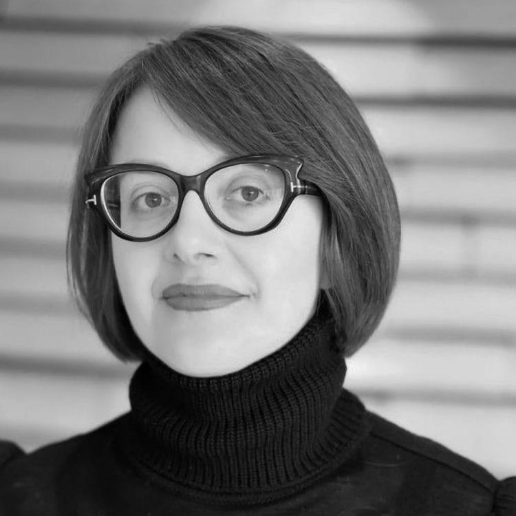 Portrait of Dr Annalisa Savaresi