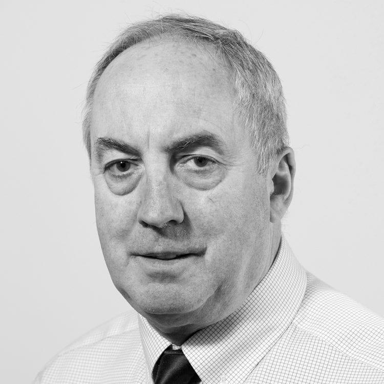 Portrait of Jim Martin
