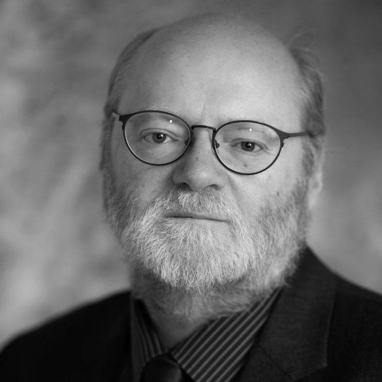 Portrait of Richard Dixon