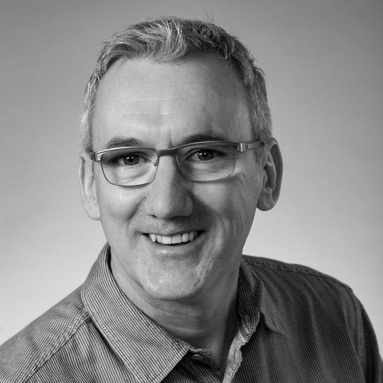 Portrait of Paul Mcaleavey